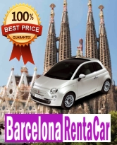 Barcelona Rent a Car - die besten Preise - www.barcelona-rent-a-car.com