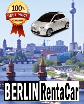 Berlin Rent a Car - The best Rates - www.berlin-rentacar.com