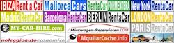 Rent a Car Logos
