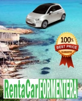 Rent a Car Formentera - Best Price Guarantee - www.rentacarformentera.com