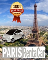 Paris Rent a Car - The best Rates - www.paris-rent-a-car.com